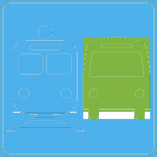 Автобусен и Ж.П. Транспорт