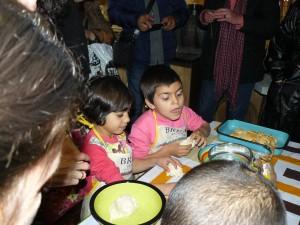 деца хлебна къща