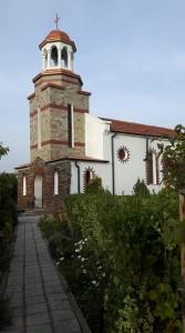 Така изглежда сега църквата в кв. Капитан Петко войвода