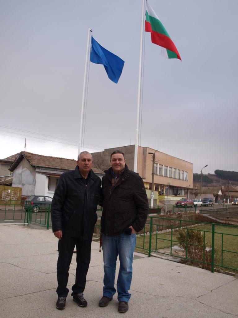 Атанас Стефанов, Димитровче, кмет