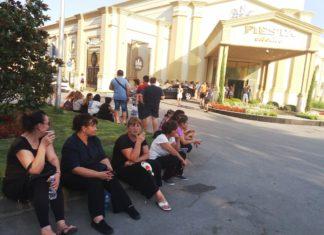"""Ощетените служители на фалиралото казино """"Фиеста"""" няма да получат заплатите си"""