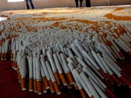 39% е делът на контрабандните цигари в Свиленград според проучване на тютюневи компании