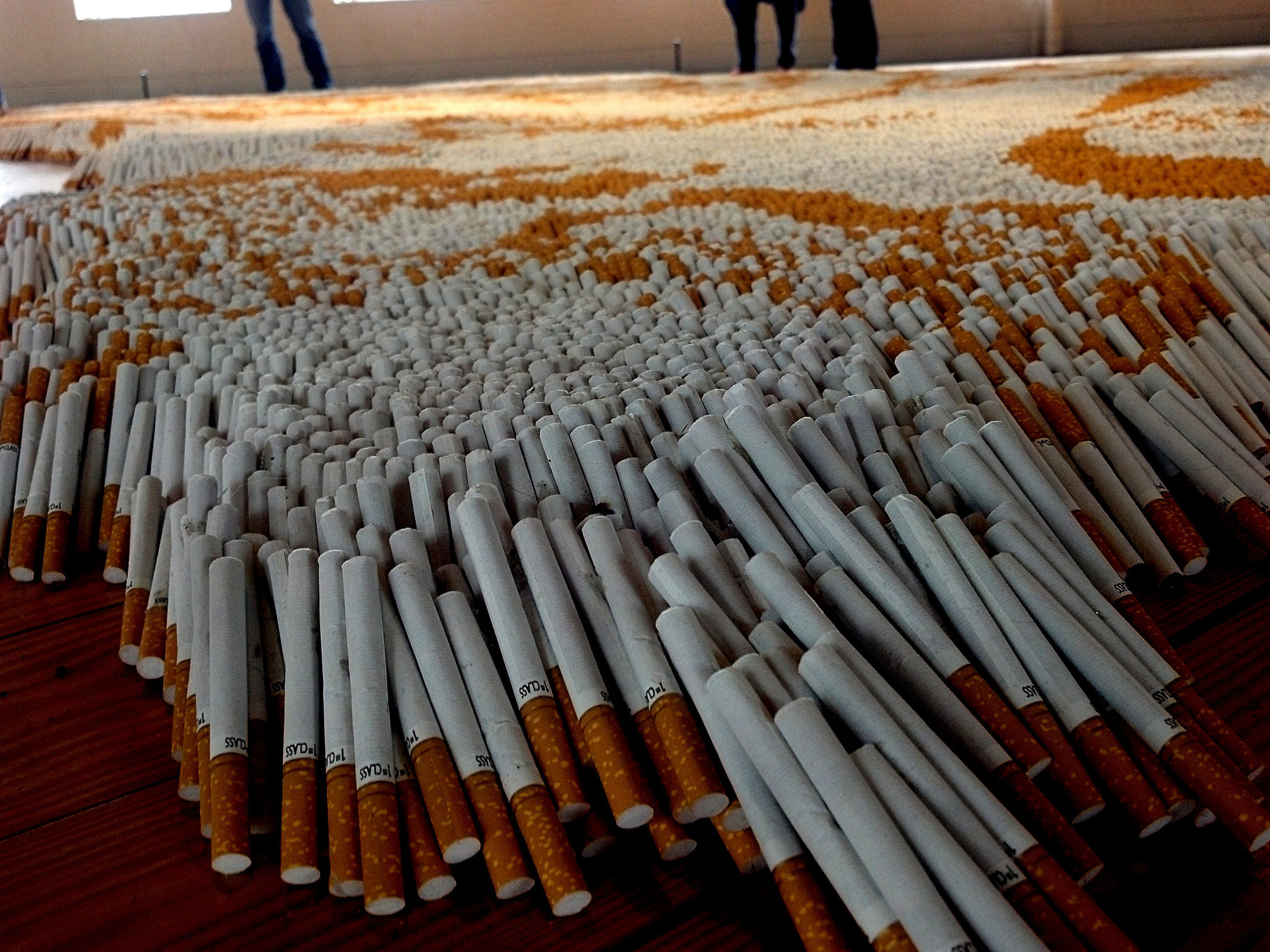 Свиленград сред първенците в търговията с нелегални цигари