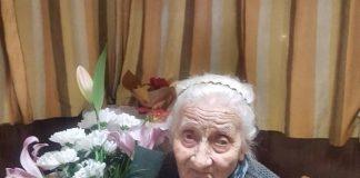 Елена Керезова от Свиленград стана на сто години
