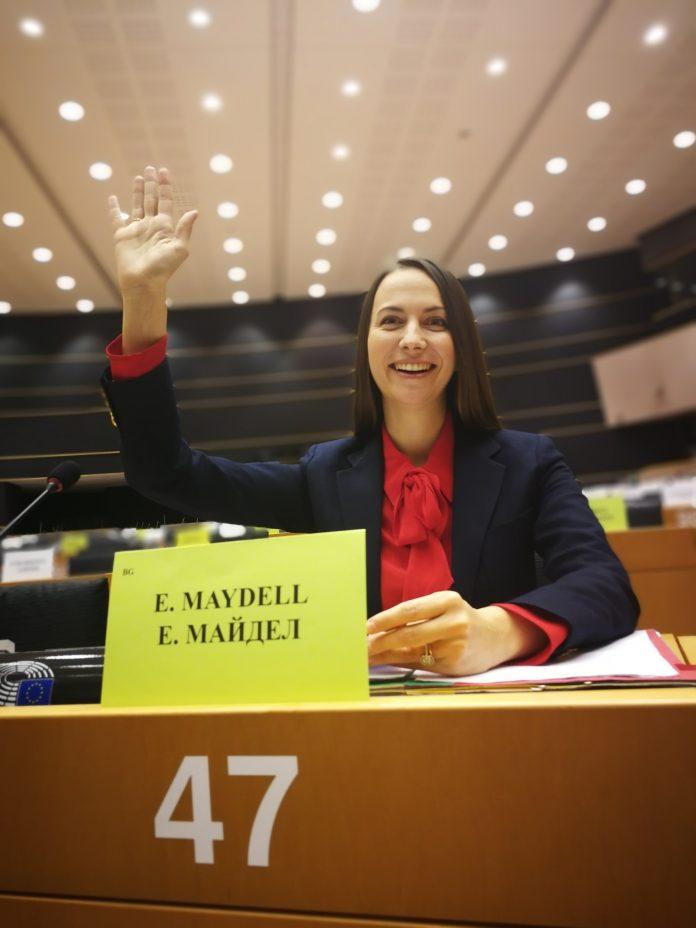 Евродепутатът Ева Майдел (ГЕРБ/ЕНП): От 2019г. таксите при преводи в евро намаляват драстично