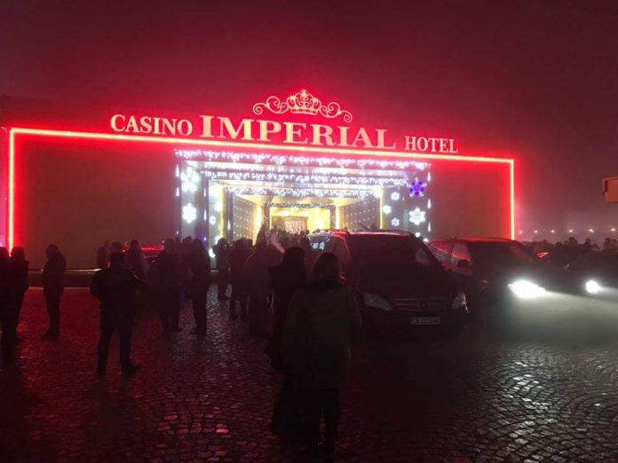Фалшив сигнал за бомба в казино Империал в Свиленград опразни хазартния обект