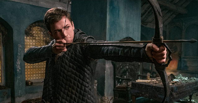 Робин Худ: Началото