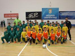 Благотворителен турнир по футзал се проведе в Свиленград. Средствата ще бъдат използвани за изрисуване на стените в детското отделение в болницата