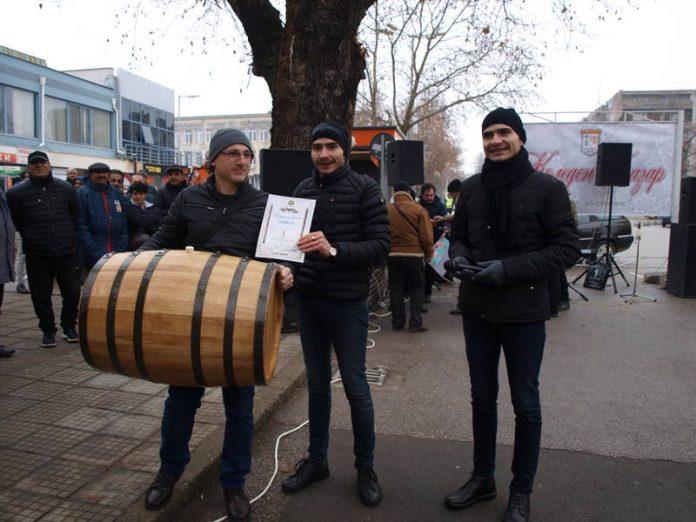 В Свиленград наградиха най-добрите домашни вина