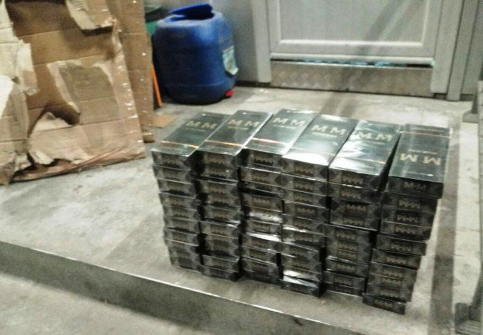 Над 26 хил. къса цигари откриха митничари на Капитан Андреево при две проверки