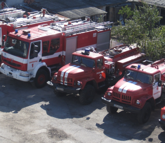 Пожар изпепели покъщнина в Свиленград