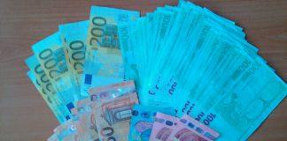 Задържаха недекларирани 41 хил. евро на Капитан Андреево