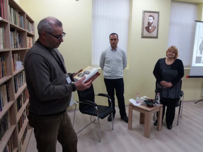 """Сборника """"Занаяти и търговия"""" представи Историческият музей"""