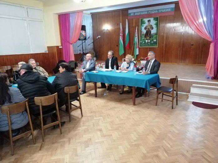 От БСП Свиленград предложиха Елена Йончева за водач на листата за евродепутати