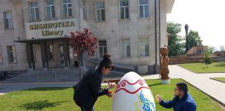 Великденски яйца украсиха Свиленград