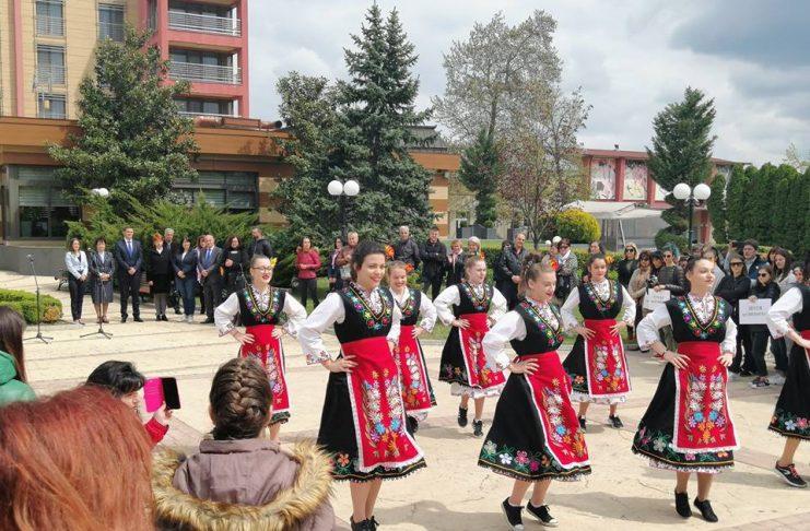 23 отбора на състезанието по цветарство в Свиленград