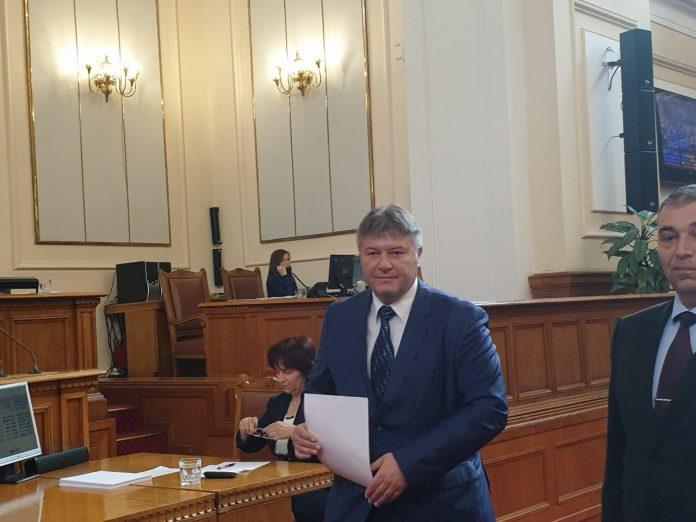 Митко Полихронов положи клетва като народен представител от област Хасково