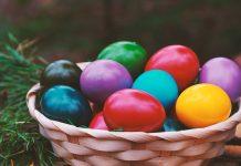 И днес може да се боядисват яйца