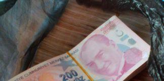 Недекларирани над 330 000 турски лири в дамска чанта откриха митничари на Капитан Андреево