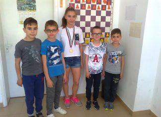 Златен медал за Стефани Данаилова от турнира в Първомай