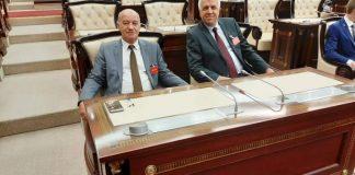 Свиленградският депутат Никола Динков участва в международна парламентарна конференция в Баку