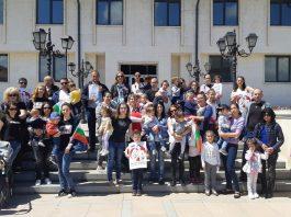 Втори протест против Стратегията за детето в Свиленград