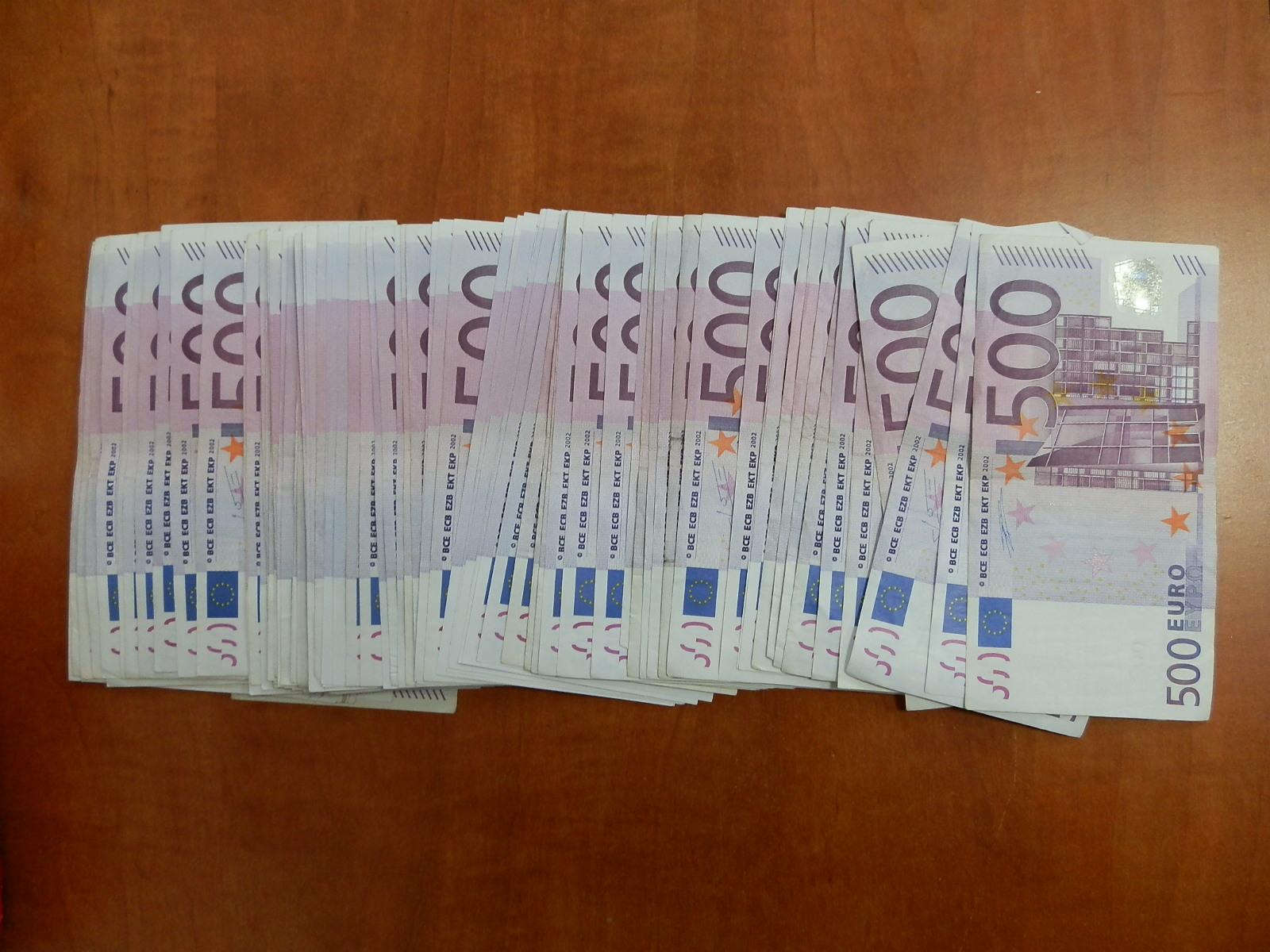 Недекларирана валута задържаха на Капитан Андреево