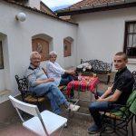Внук на Цукровски посети дома му, станал музей
