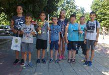 10 медала за свиленградските шахматисти от турнирите в Раднево и Харманли