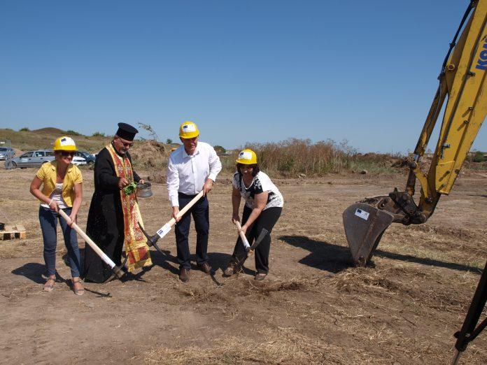 В Свиленград направиха първа копка на Компостиращата инсталация