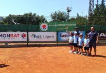 """ТК """"Свиленград"""" спечели титлата на Държавното отборно първенство по тенис момчета и момичета до 10-годишна възраст."""