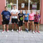 Три финала и два медала за младите състезатели по бадминтон