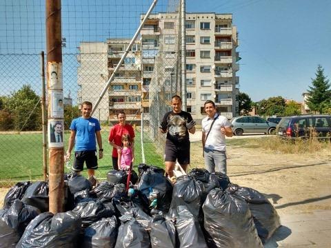 """Свиленград се включи в кампанията """"Да изчистим България"""""""