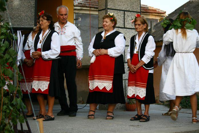 Празник на гроздето организираха в Димитровче