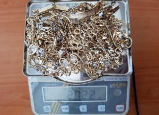 На Капитан Андреево задържаха контрабандни накити за 98 хил. лв.