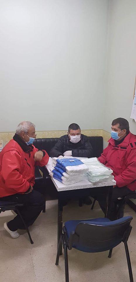 ГЕРБ дариха тестове за медиците от Спешна помощ в Свиленград