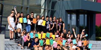 """Младежко състезание органазираха от спортен клуб """"Гръм в рая"""" за празника на града"""