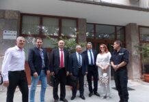 Охраната по българо-турската граница ще бъде усилена във връзка с очаквания емиграционен натиск.
