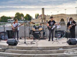 Рок групи от 5 града в страната взеха участие във второто издание на Младежка музикална среща в Свиленград.