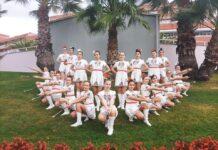 С 3 трети места и 3 четвърти места се завръща от Европейското първенство по Батън туърлинг и мажоретки националният отбор на България, част от който е и Свиленград.